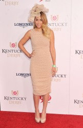LOUISVILLE, KY - MAY 04: Actress Lauren Conrad attends the 139th Kentucky Derby at Churchill Downs on May 4, 2013 in Louisville, Kentucky. (Photo by Stephen Lovekin/WireImage)